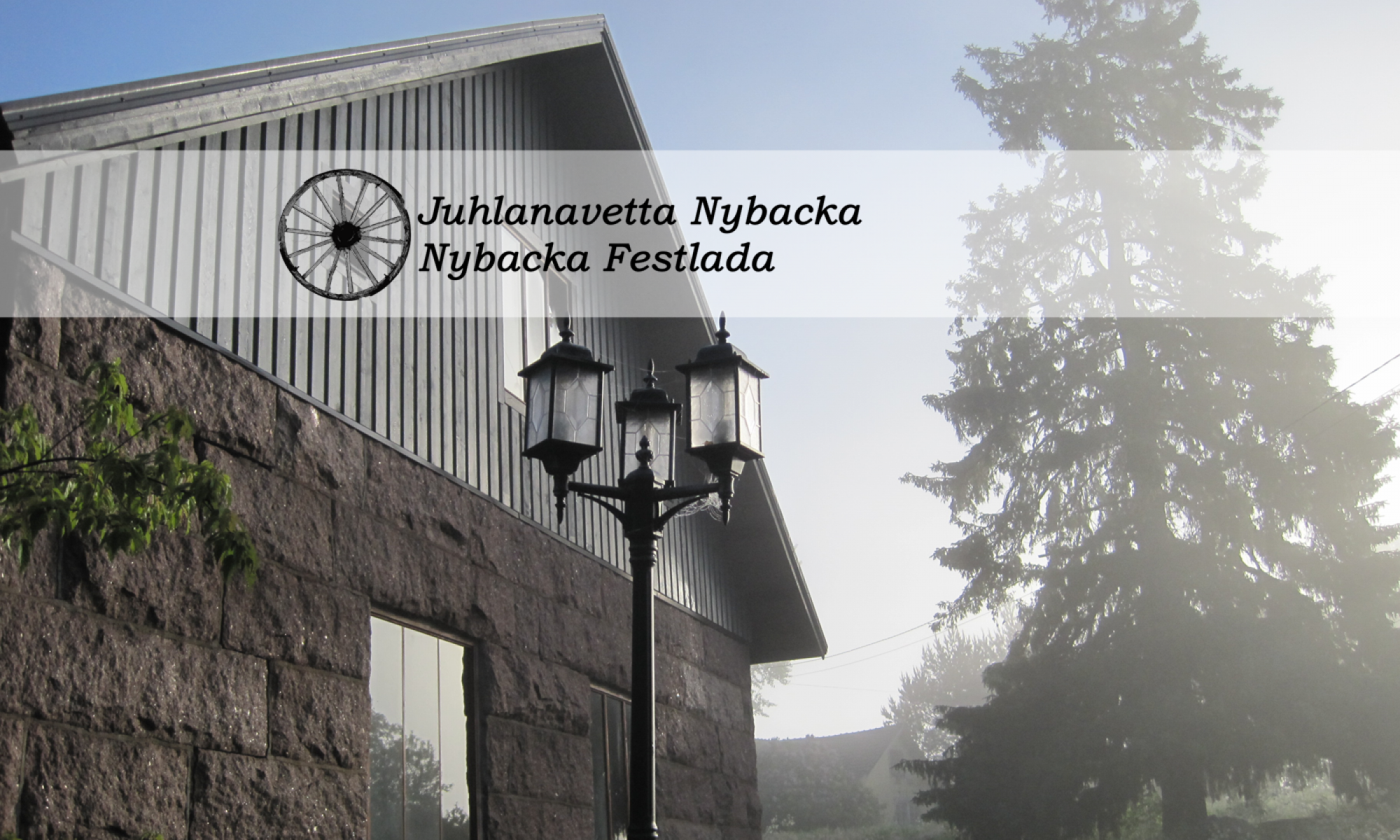 Juhlanavetta Nybacka Festlada